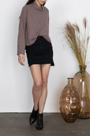Gentle Fawn High Neck Top - Front full body