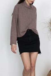 Gentle Fawn High Neck Top - Product Mini Image
