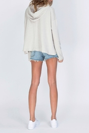 Gentle Fawn Hooded Terry Pullover - Back cropped