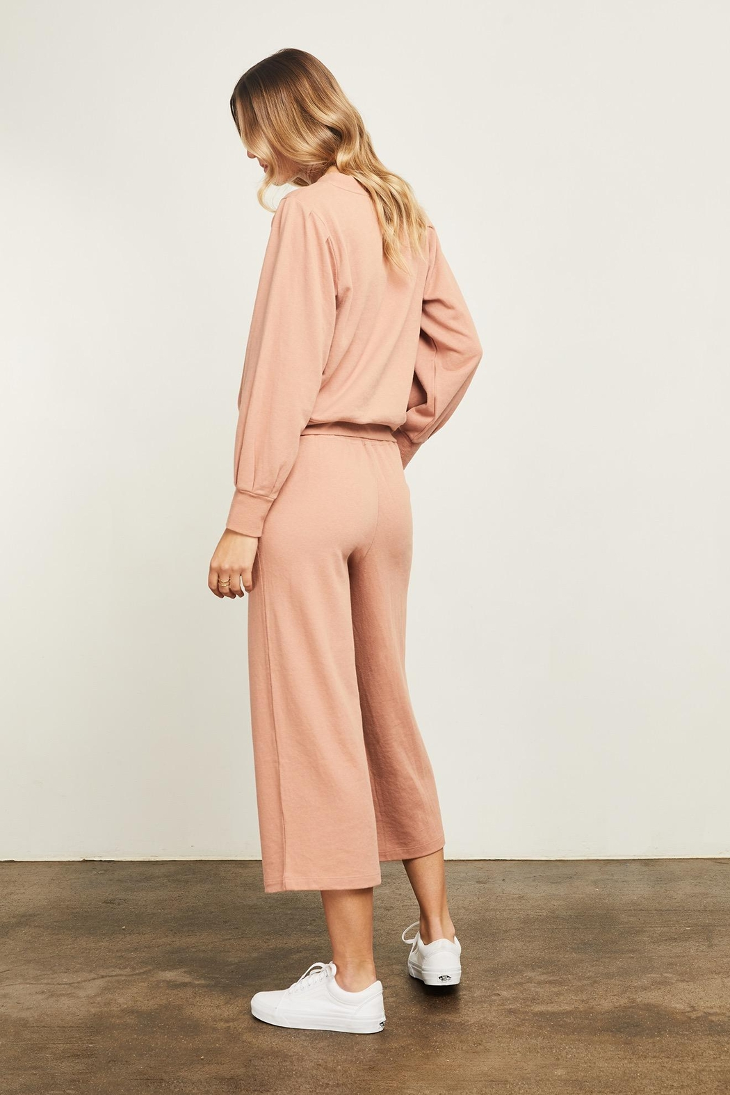 Gentle Fawn Hunter Wide Leg Cropped Pant - Front Full Image
