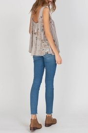 Gentle Fawn Indigo Top - Back cropped