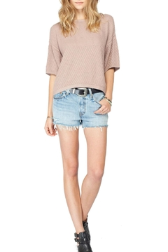 Shoptiques Product: Rose Knit Top
