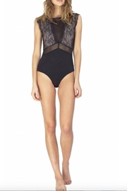 Gentle Fawn Lace Bodysuit - Front cropped