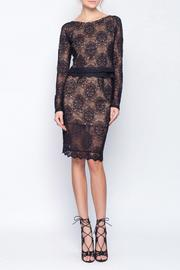 Gentle Fawn Lace Mesh Skirt - Side cropped