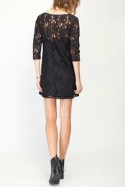 Gentle Fawn Lace Overlay Dress - Back cropped