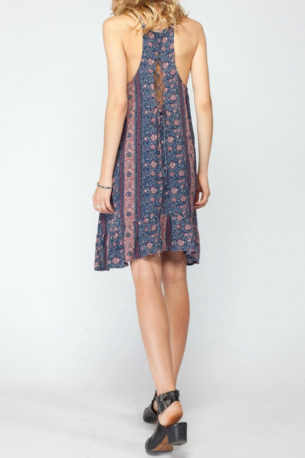 Gentle Fawn Laguna Dress - Side Cropped Image