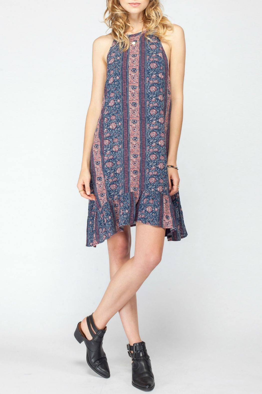 Gentle Fawn Laguna Dress - Front Cropped Image