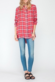 Gentle Fawn Layla Button-Down Shirt - Product Mini Image