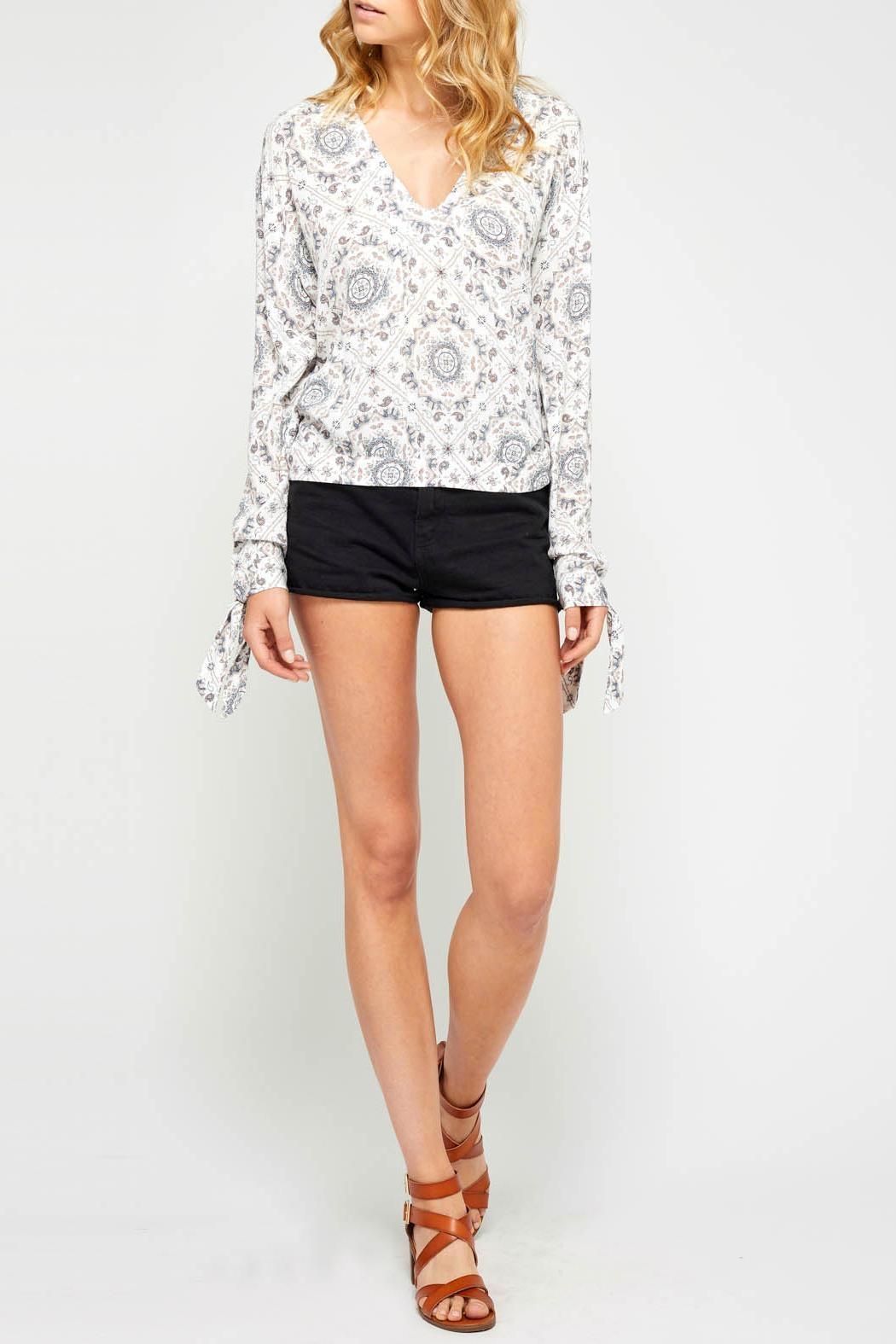 Gentle Fawn Lena Top - Front Full Image