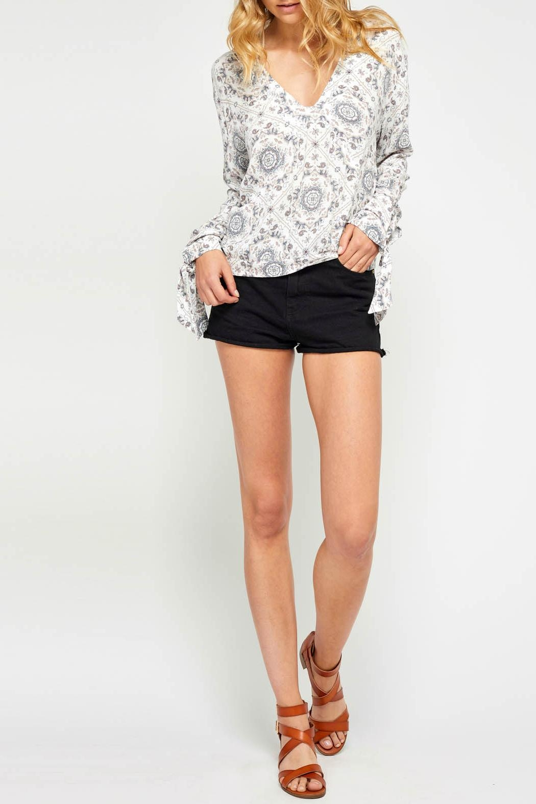 Gentle Fawn Lena Top - Front Cropped Image