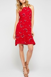 Gentle Fawn Little Red Dress - Product Mini Image