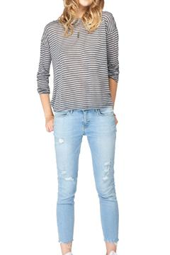 Shoptiques Product: Loose Long Sleeve Top