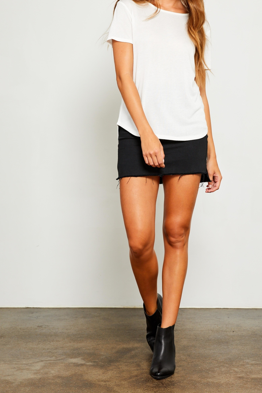 Gentle Fawn Maddox T-Shirt - Side Cropped Image