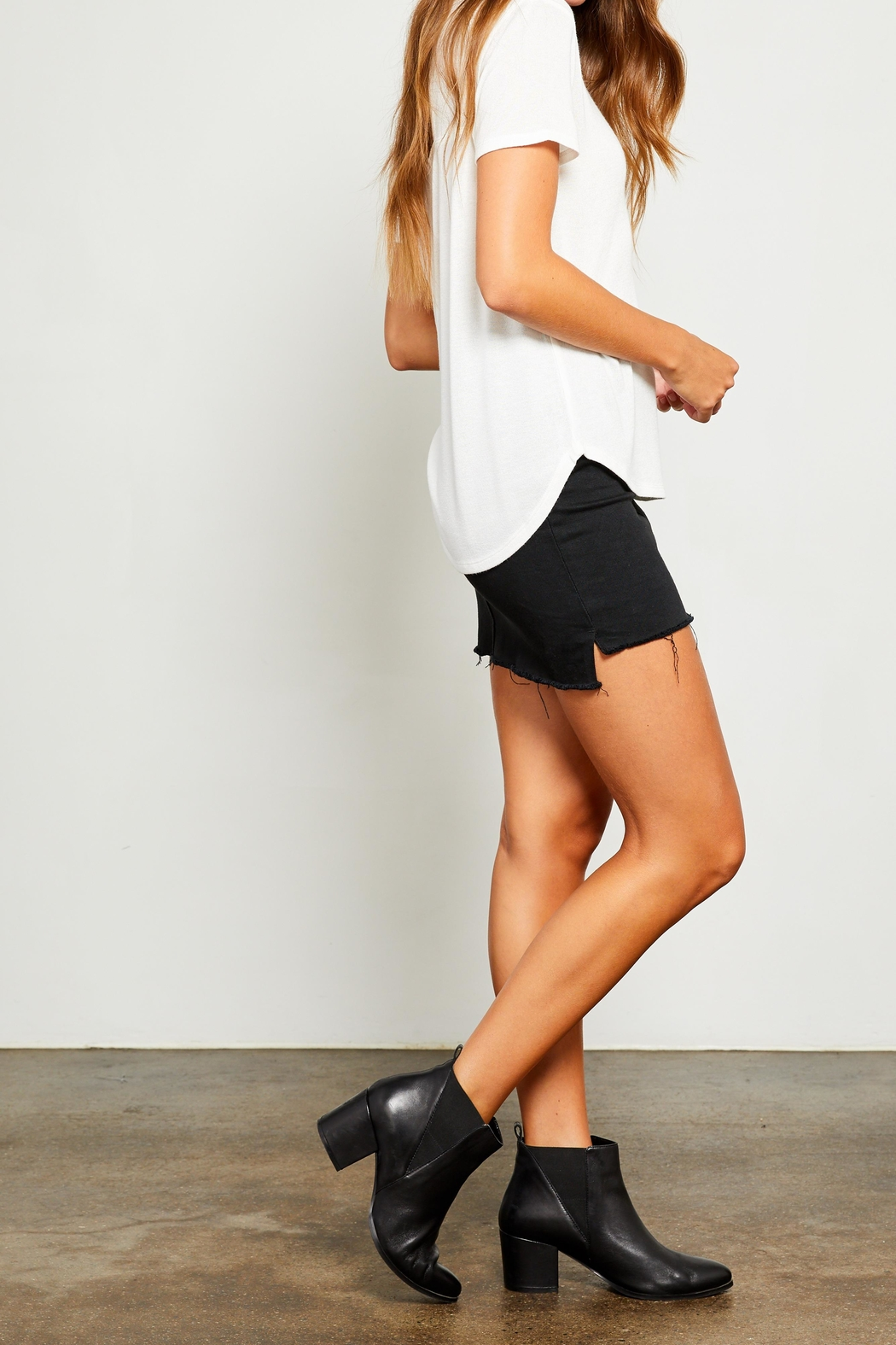 Gentle Fawn Maddox T-Shirt - Front Cropped Image