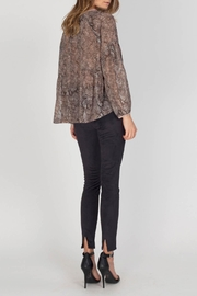 Gentle Fawn Maisie Chiffon Blouse - Side cropped