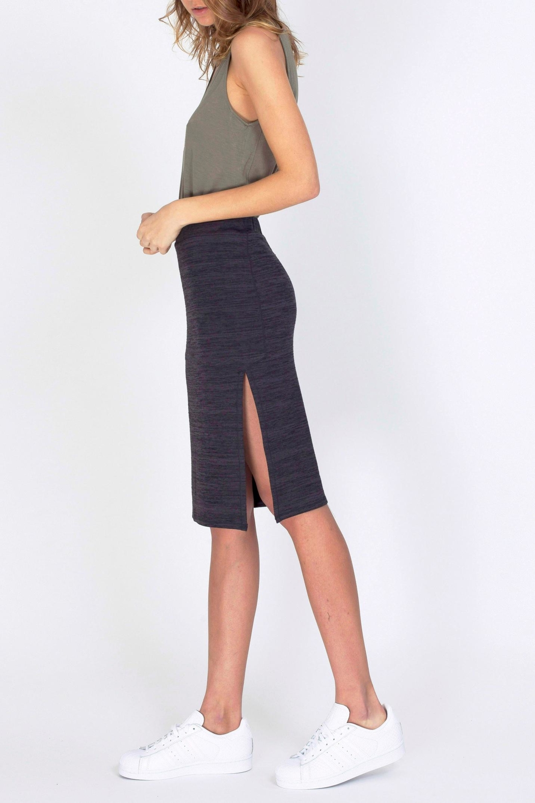 Gentle Fawn Measure Pencil Skirt - Front Full Image