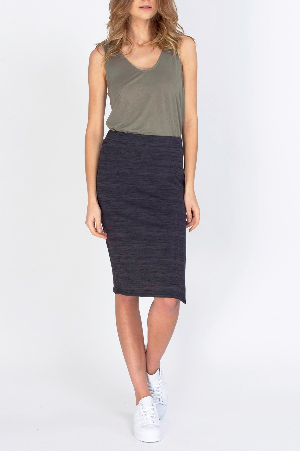 Gentle Fawn Measure Pencil Skirt - Main Image