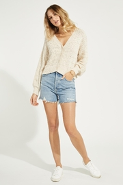 Gentle Fawn Melody Cotton Cardigan - Side cropped