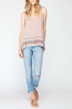 Gentle Fawn Micah Tie Back Tank - Product List Image