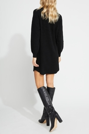 Gentle Fawn Mid-Thigh Sweater Dress - Side cropped