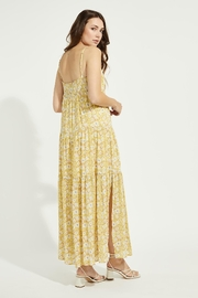 Gentle Fawn Monterey Floral Maxi Dress - Front full body