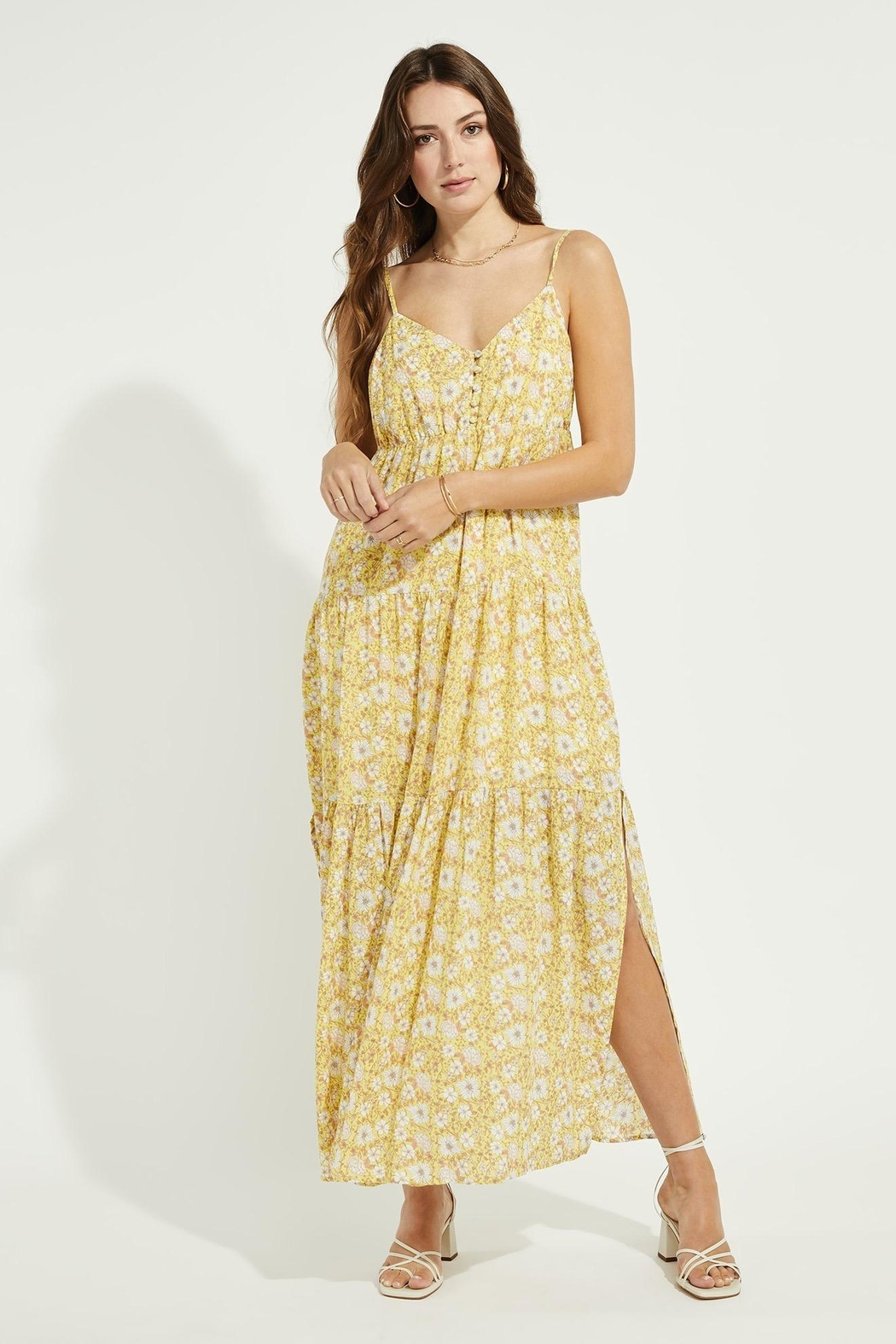 Gentle Fawn Monterey Floral Maxi Dress - Main Image