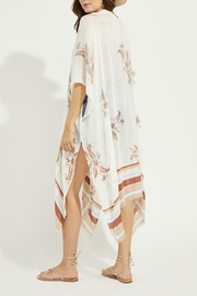 Gentle Fawn Mosaic Cover Up - Front full body