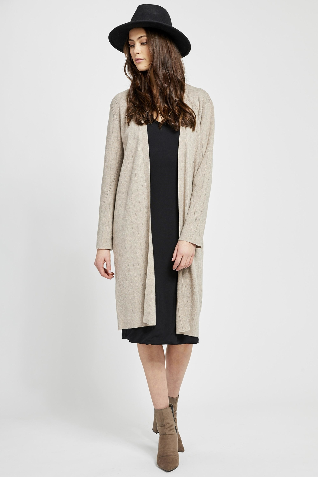 Gentle Fawn Moscato Long Cardigan - Main Image