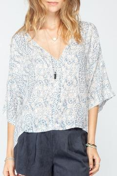 Shoptiques Product: Light Print Blouse