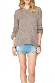 Gentle Fawn Open Knit Sweater - Product Mini Image