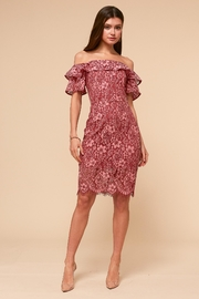 Gentle Fawn Ots Lace Dress - Product Mini Image