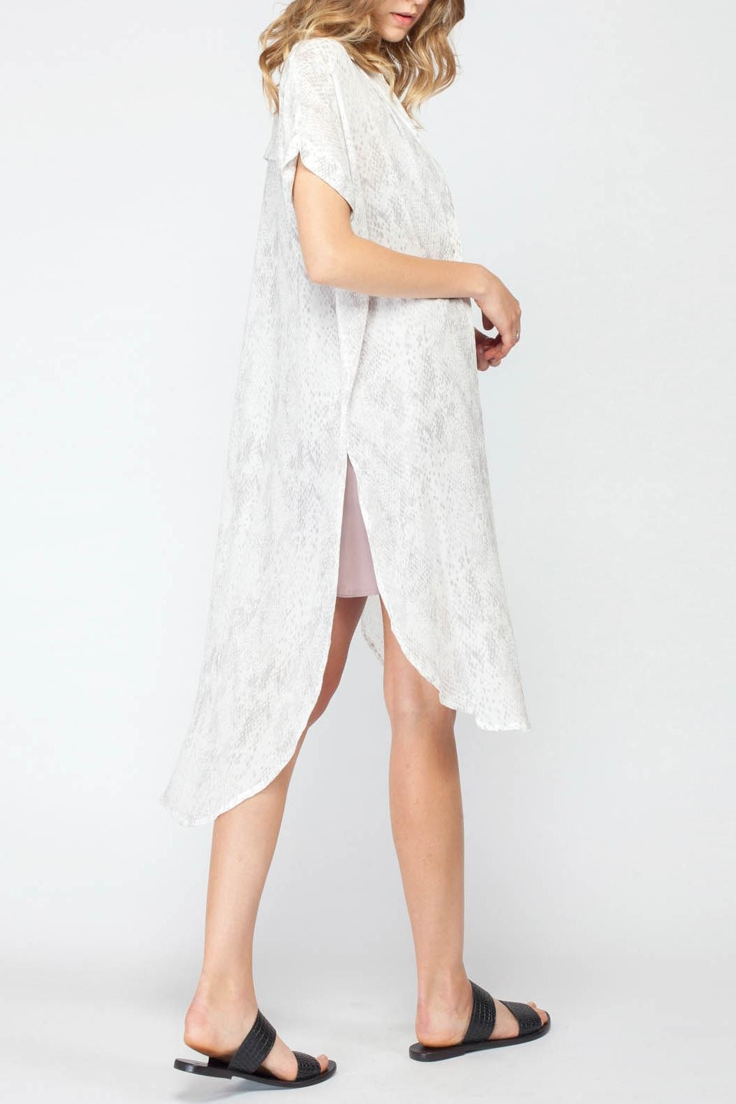 Gentle Fawn Pacifica Kimono - Side Cropped Image