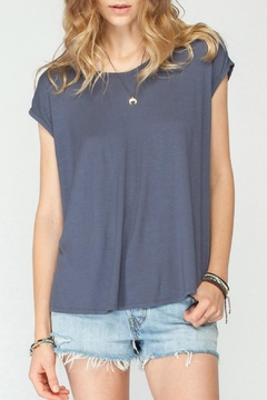 Gentle Fawn Loose Short Sleeve Top - Product List Image