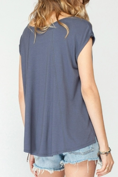 Gentle Fawn Loose Short Sleeve Top - Alternate List Image