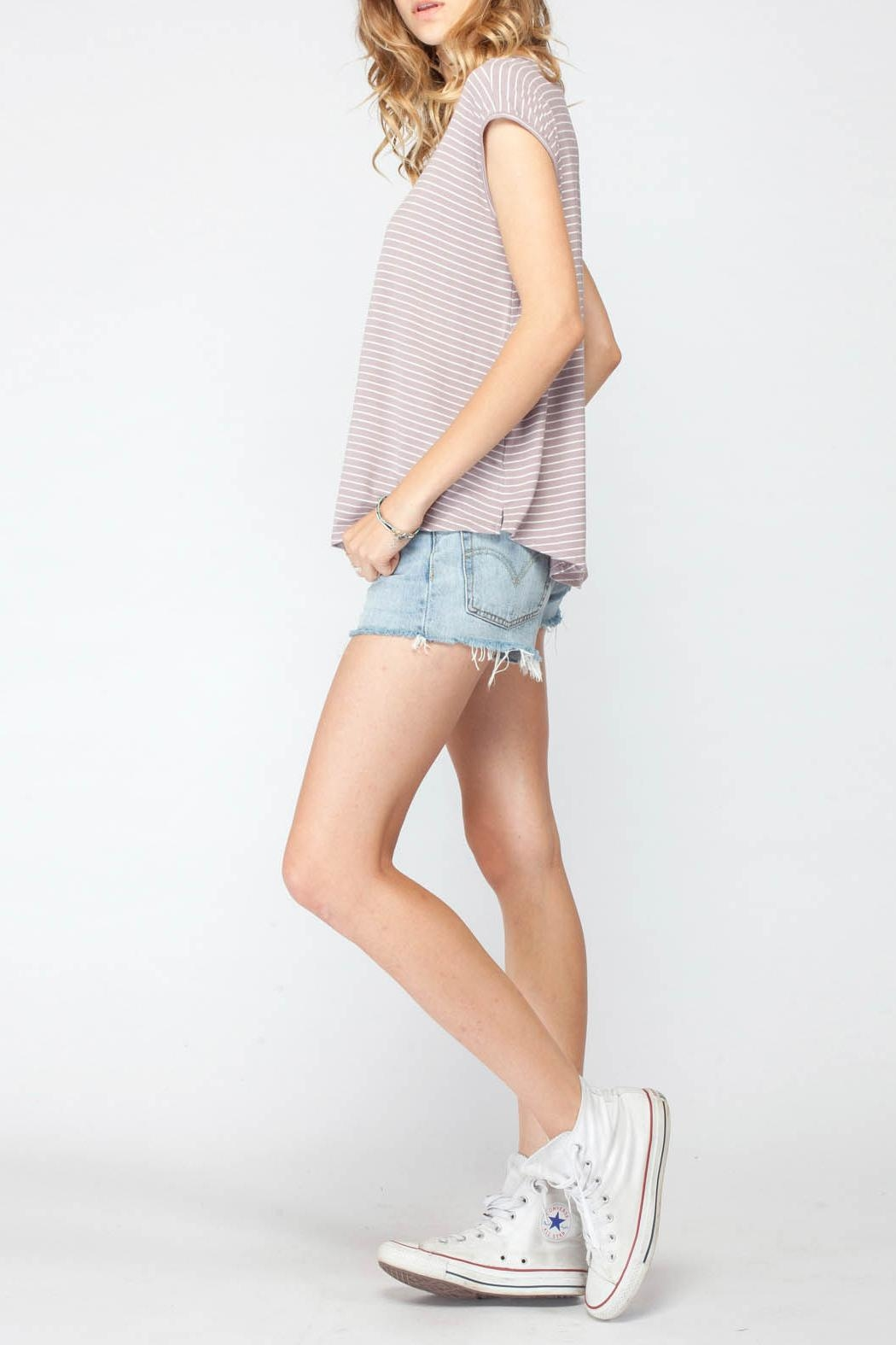 Gentle Fawn Palomino Stripe Top - Front Full Image