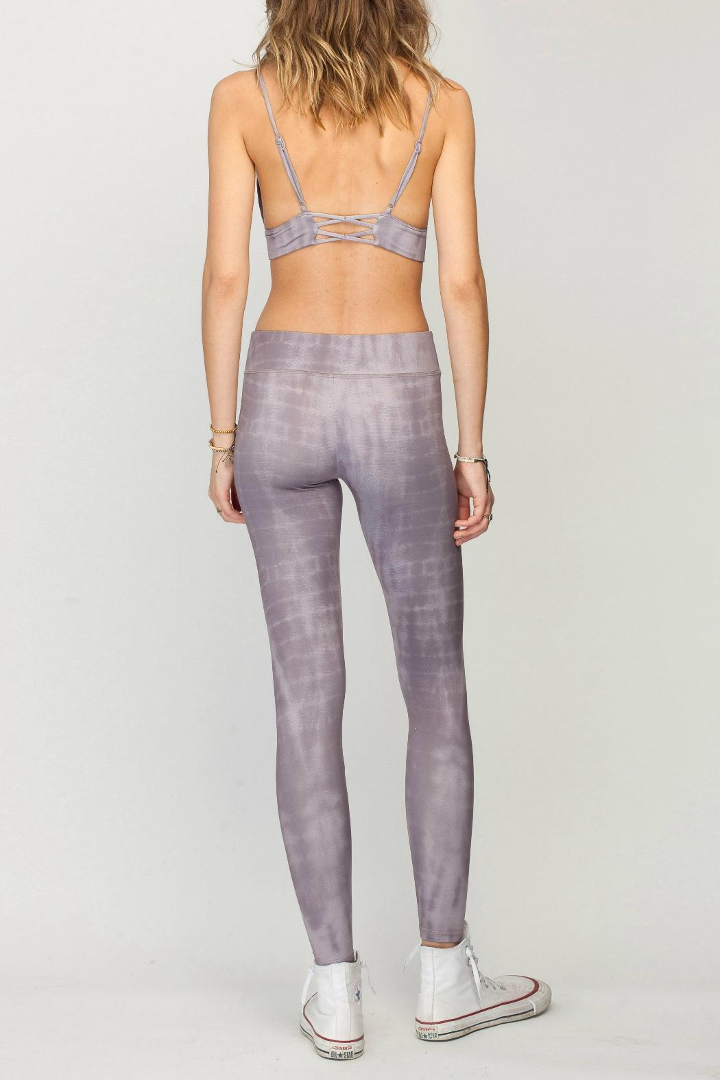 Gentle Fawn Printed Fall Leggings - Back Cropped Image