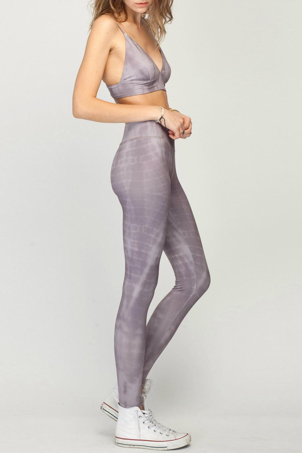 Gentle Fawn Printed Fall Leggings - Side Cropped Image