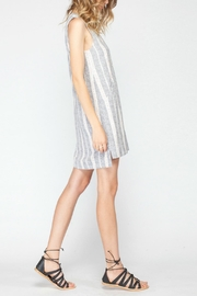 Gentle Fawn Printed Shift Dress - Side cropped