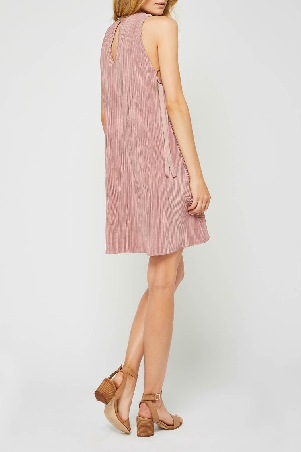 Gentle Fawn Renee Dress - Back Cropped Image
