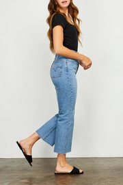 Gentle Fawn Ribbed Bodysuit - Side cropped