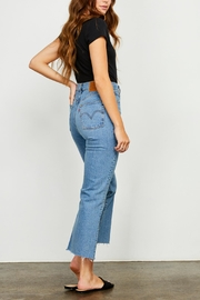 Gentle Fawn Ribbed Bodysuit - Back cropped