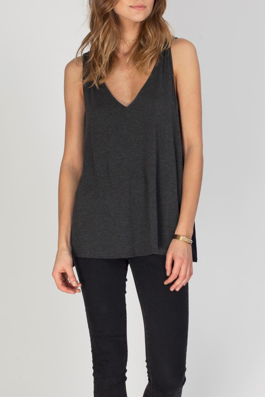 Gentle Fawn Ripley Tank Top - Front Cropped Image