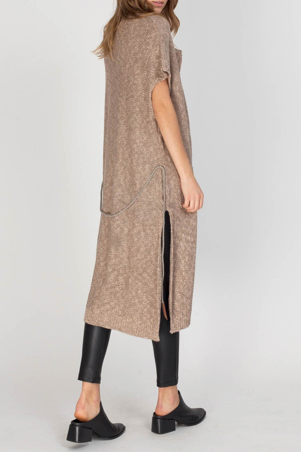 Gentle Fawn Sabian Cardigan - Side Cropped Image