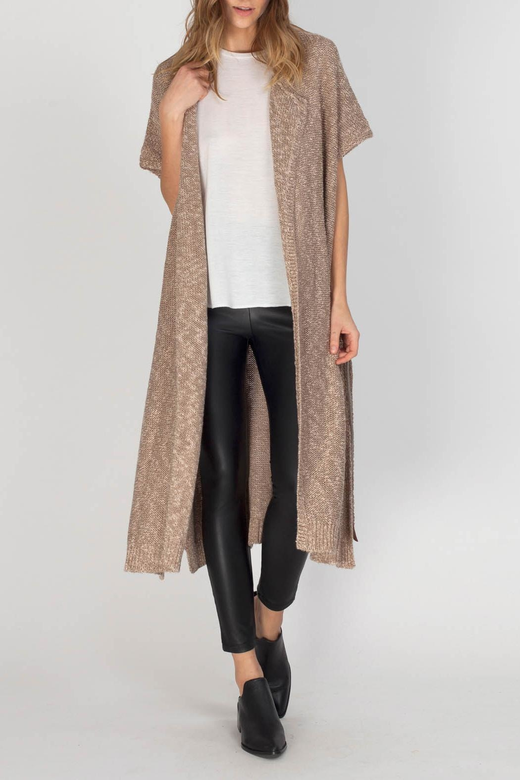 Gentle Fawn Sabian Cardigan - Front Cropped Image