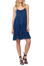 Gentle Fawn Script Stripe Dress - Product Mini Image