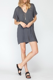 Gentle Fawn Short Sleeved Dress - Product Mini Image