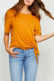 Gentle Fawn Side Tie Top - Product Mini Image