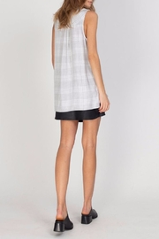 Gentle Fawn Slade Gray Top - Front full body