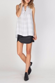 Gentle Fawn Slade Gray Top - Side cropped