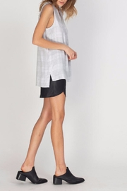 Gentle Fawn Slade Gray Top - Front cropped